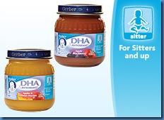 DHA Purees