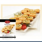Use Nancy's Appetizers, petite Quiche for holiday gatherings #giveaway