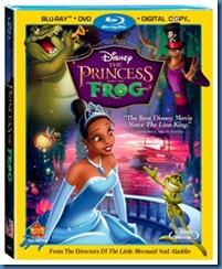 PrincessandTheFrog3DiscBlurayCombo sm