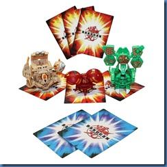 Bakugan Brawler Game Pack HR