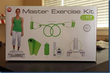 master exercise kit