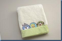 Tweety Circles - Blanket