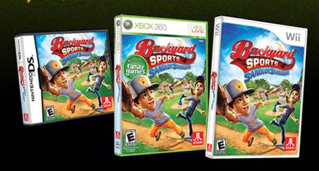 Backyard Sports Sandlot Sluggers backyard sports sandlot sluggers xbox 360 video game review - momstart