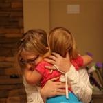 Wordless Wednesday – Hug Time