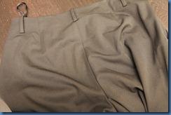 Back of the Sanderson Pants