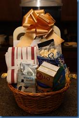 cool whip gift basket