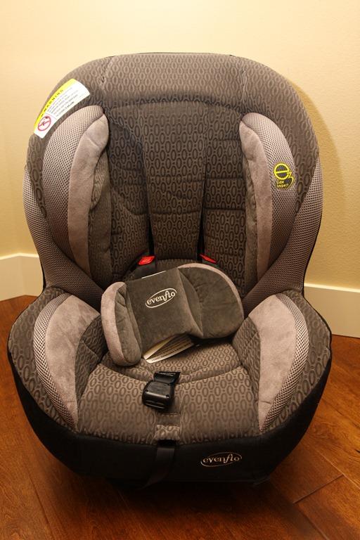 evenflo e3 car seat manual