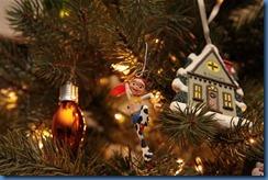 Jessie Hallmark Ornament