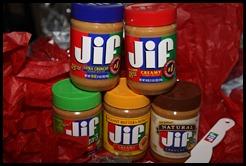 Jif Peanut Butter Basket
