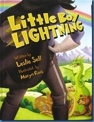 Little Boy Lightning Book Cover