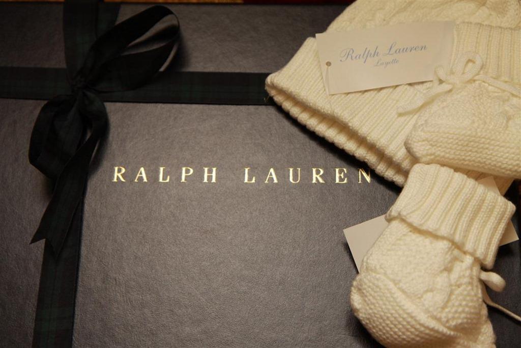 Schwedische Tapeten Bord?ren : Ralph Lauren Baby Layette