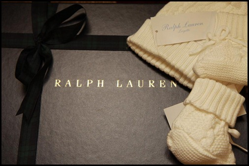 Ralph Lauren Baby Layette