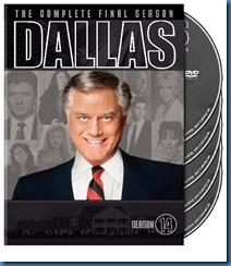 Dallas Final Season DVD Cover Art