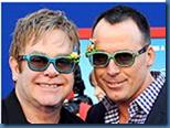 Louise and Elton John