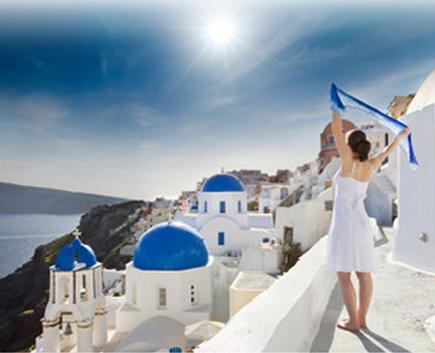 Voskos Greek Yogurt Trip To Greece Giveaway MomStart - Trip to greece