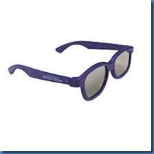 Justin Bieber 3D glasses