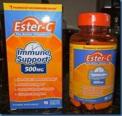 Bottle of Ester-C