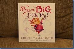 dream bit little pig