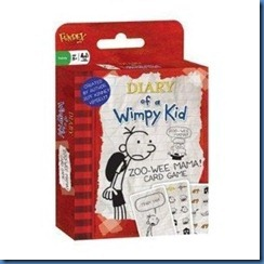 Diary of a wimpy kid zoo