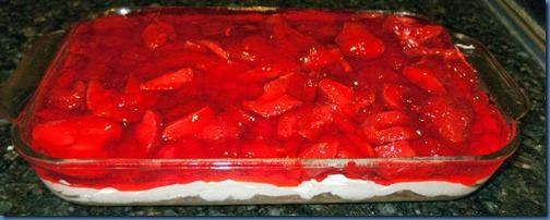 Strawberry Jell-O Pretzel Salad Recipe