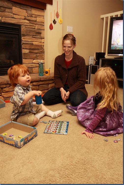 Family Game Night Bishop