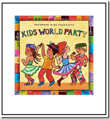 Kids World Party From Putumayo Kids