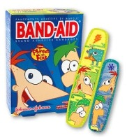 BandAidPhineasFerb