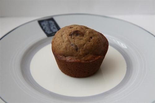 mexican chocolate banana muffin