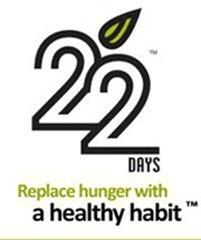 22 days bar logo