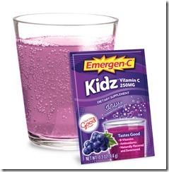 Emergen-C Kidz Grape CupPacket