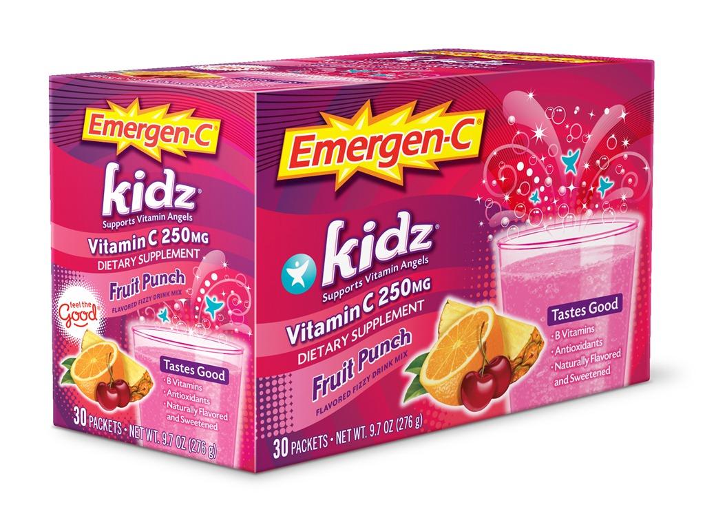 Can Kids Drink Emergen C