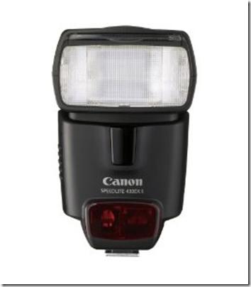 Canon Speedlite External Flash