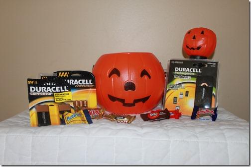 Halloween Duracell