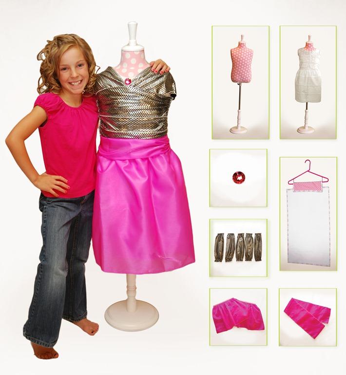 Dress Designer Kits For Children