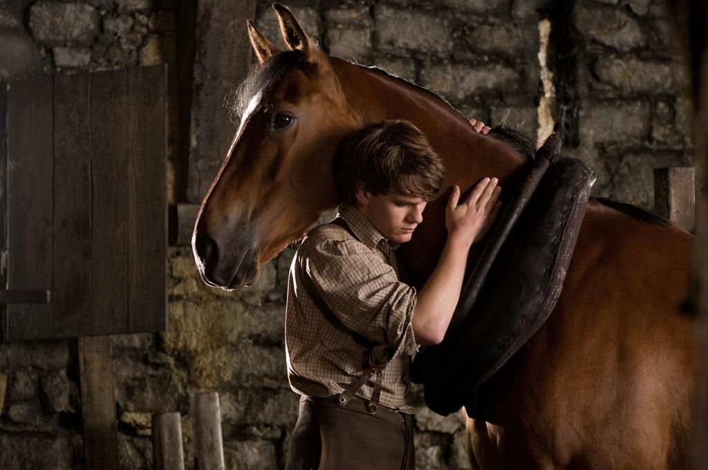 A Sneak Peek At Dreamworks War Horse Momstart