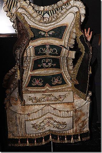 Beauty & The Beast Dresser Costume