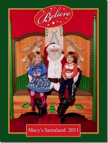 Santa Photo 1 2011