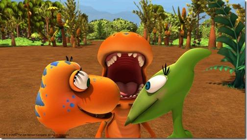 Dinosaur Train episode art