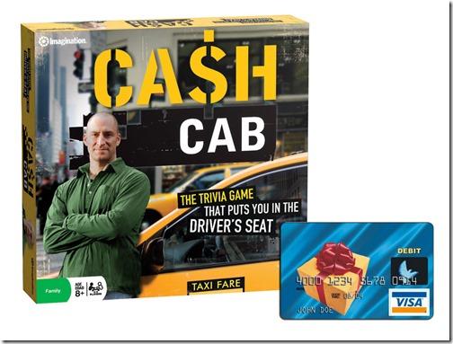 CashCab-Prizing