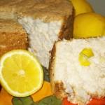 Tasty Treat By Summer: Angel's Golden Lemon Halo Cake Recipe
