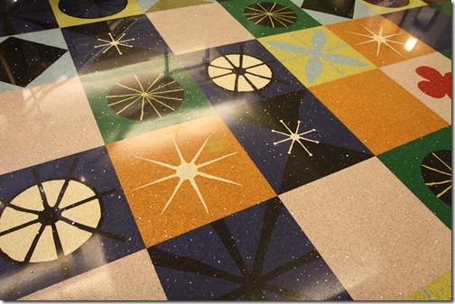 Walt Disney Family Museum Floor