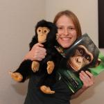 Special #Chimpanzee #MeetOscar @Disneynature #MomStart