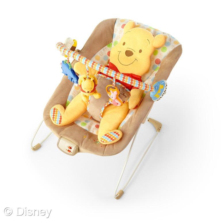 Disney Baby Winnie The Pooh Baby Bouncer MomStart