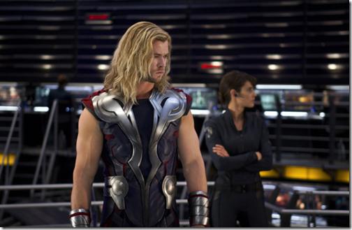 Thor The Avengers Movie