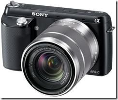 sony NEX-F3 Camera