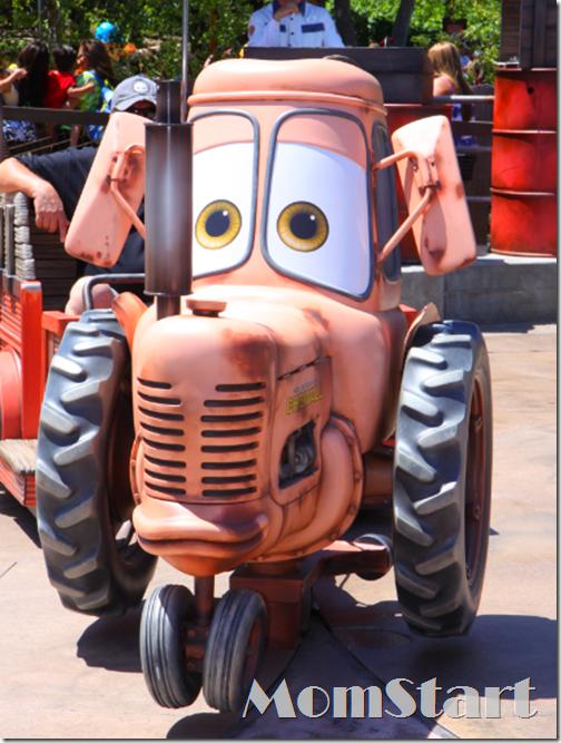 Carsland Mater's Junkyard Jamboree