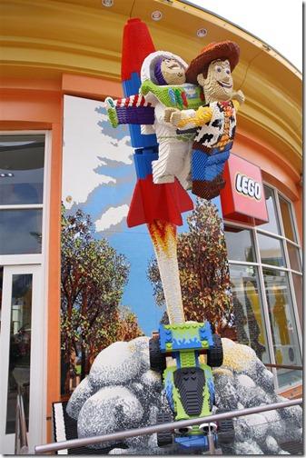 Lego Woody & Buzz