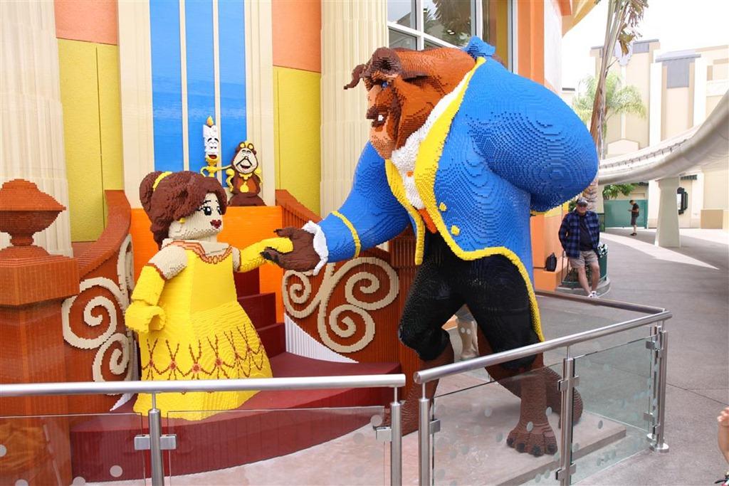 Traveling Through Downtown Disney District California to ...