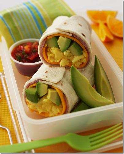 MA-96P Breakfast-Wrap