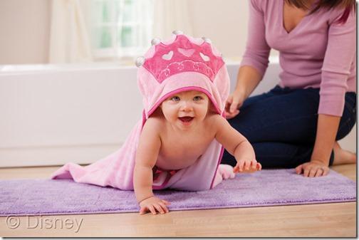 Disney Baby Bath Towel